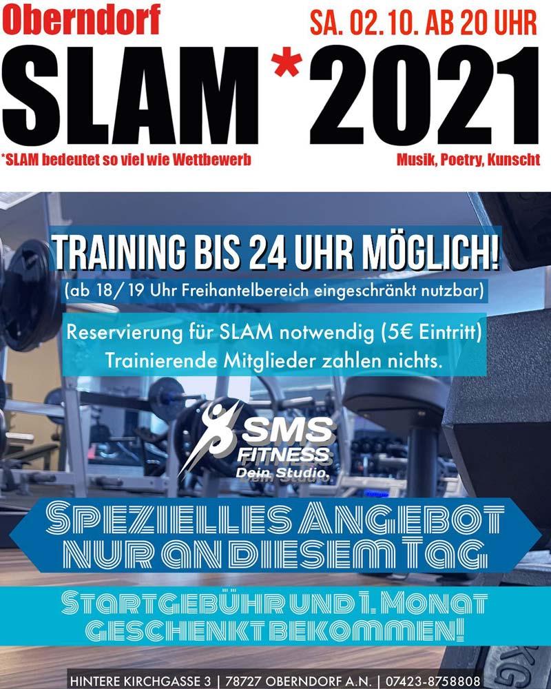 SLAM 2021